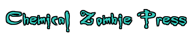 Chemical Zombie Press, Home of Author L.A. Johnson